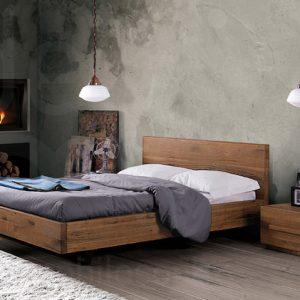 Κρεβάτια ξύλινα